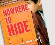 Dr. Schultz's New Book - NOWHERE TO HIDE